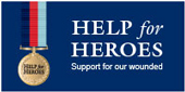 We support Help for Heroes